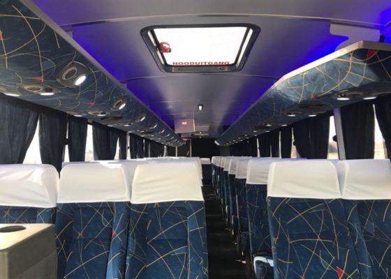 70 Seater Semi Luxury